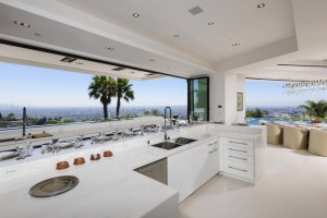 Jay Z & Beyonce's Kitchen