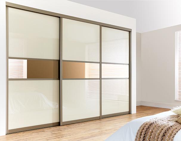 Bedroom Sliding Doors (External)