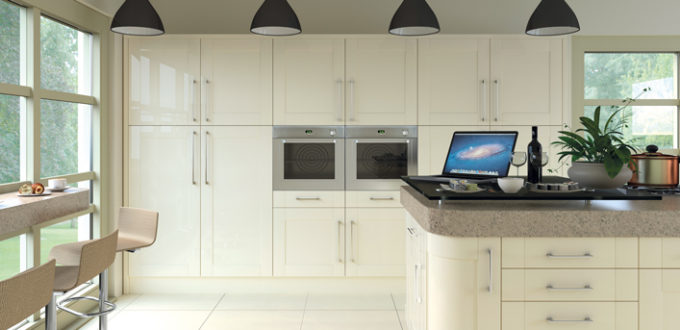 Walled Cabinets