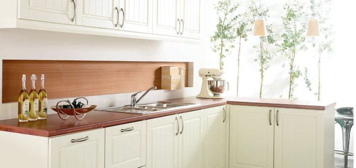 Boston Ivory Kitchen Cupboard Doors