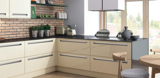 Mussell gloss kitchen
