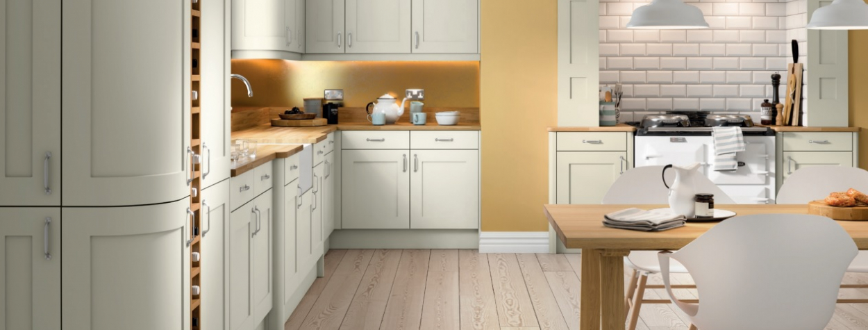 Two Tone Kitchen