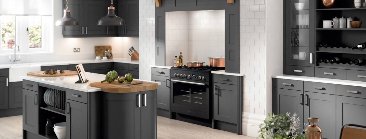anthracite cupboard doors