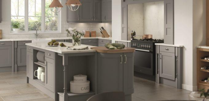 Windsor dust gret kitchen