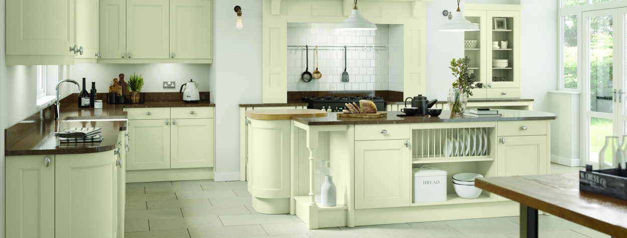 Windsor ivory country kitchen