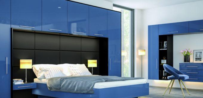 Acrylic Zurfiz Slab Untragloss Blue