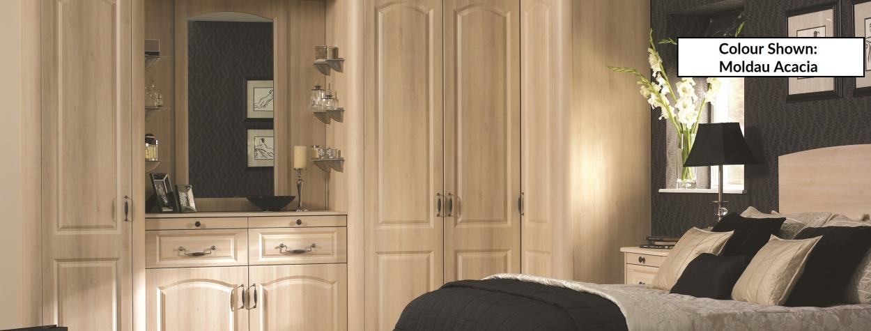 Oakgrain Cashmere (Woodgrain)