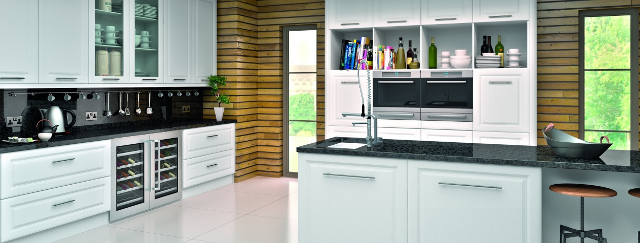 York Satin White (Delivered within 7-12 Working Days)