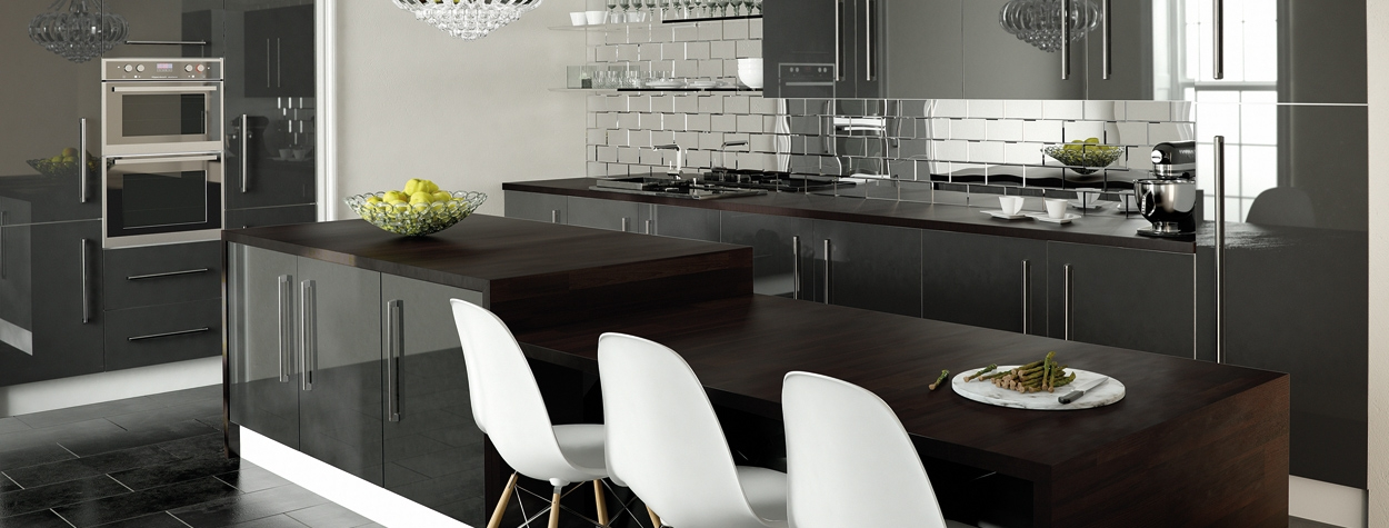Zur Ultragloss Metallic Anthracite (Delivered within 7-12 working days)