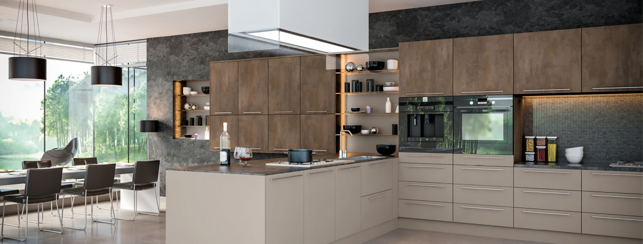 Valore Woodgrain Stone Grey (Delivered within 7-12 Working Days)