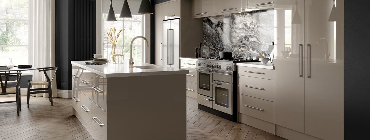 Zur Ultragloss Stone Grey (Delivery within 10-14 Working Days)