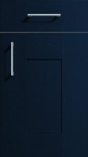 Cartmel Indigo Blue 5-Piece Shaker