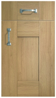 Cartmel Oak 5-Piece Shaker