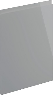 Luc Handleless Gloss Dust Grey (Delivery within 3-5 working days)