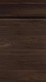 Handleless Woodgrain Lava Elm (Order by December 11th for Pre Xmas Delivery)