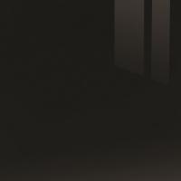 Acrylic Square Edged Gloss Black