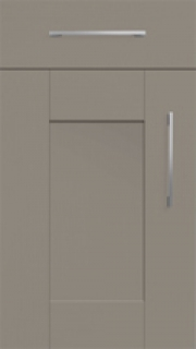5-Piece Handpainted Real Wood Cambridge Brown Grey (Delivered within 3-4 weeks)