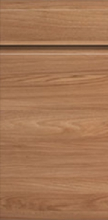 Handleless Woodgrain Natural Elm