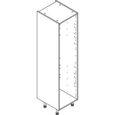 White Clicbox 500 Extra Tall Larder Unit (2150h excluding legs)