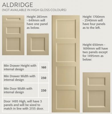 Aldridge (Made to Measure in 10-14 Days)