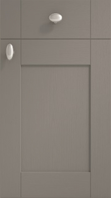 Cambridge Dust Grey Painted Wood (Delivered within 2-3 Working Days)