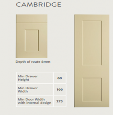 Cambridge (Made to Measure in 10-14 Days)