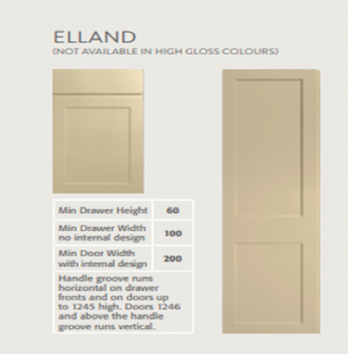 Elland (Made to Measure in 10-14 Days)