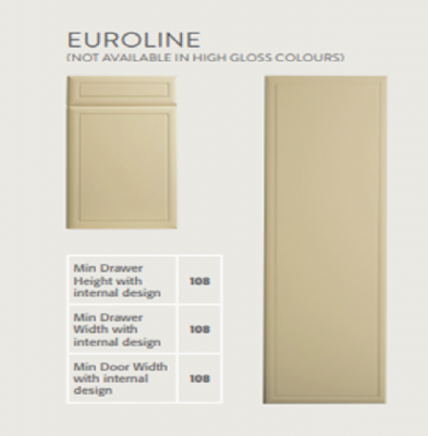 Euroline (Made to Measure in 10-14 Days)