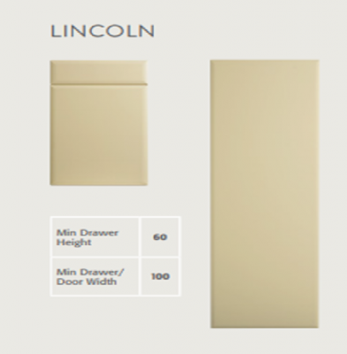 Lincoln (Made to Measure in 10-14 Days)