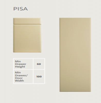 Pisa (Made to Measure in 10-14 Days)