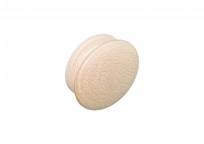 Sanded Round Knob