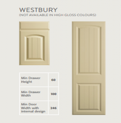 Westbury (Made to Measure in 10-14 Days)
