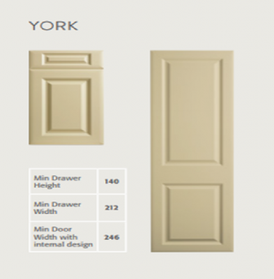 York (Made to Measure in 10-14 Days)