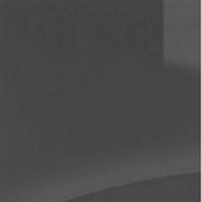 Acrylic Square Edged Gloss Metallic Anthracite