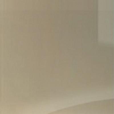 Acrylic Square Edged Gloss Metallic Champagne
