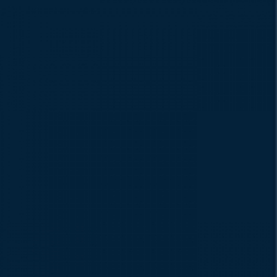Acrylic Square Edged Matt Indigo Blue