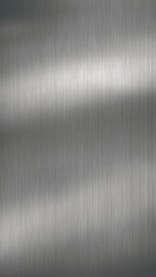 Zur Brushed Metal Stainless Steel