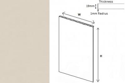 Zurfiz Ultramatt Metallic Cashmere Delivered in 7-12 working days