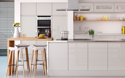 Replacement Kitchen Cupboard Doors and Drawer Fronts | Made to ...