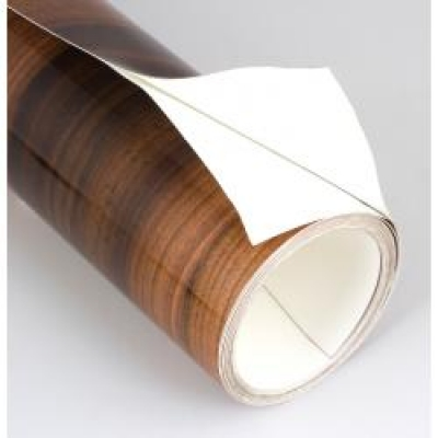 High Gloss Snow Larch Lincoln Self Adhesive Vinyl 1 Metre Length